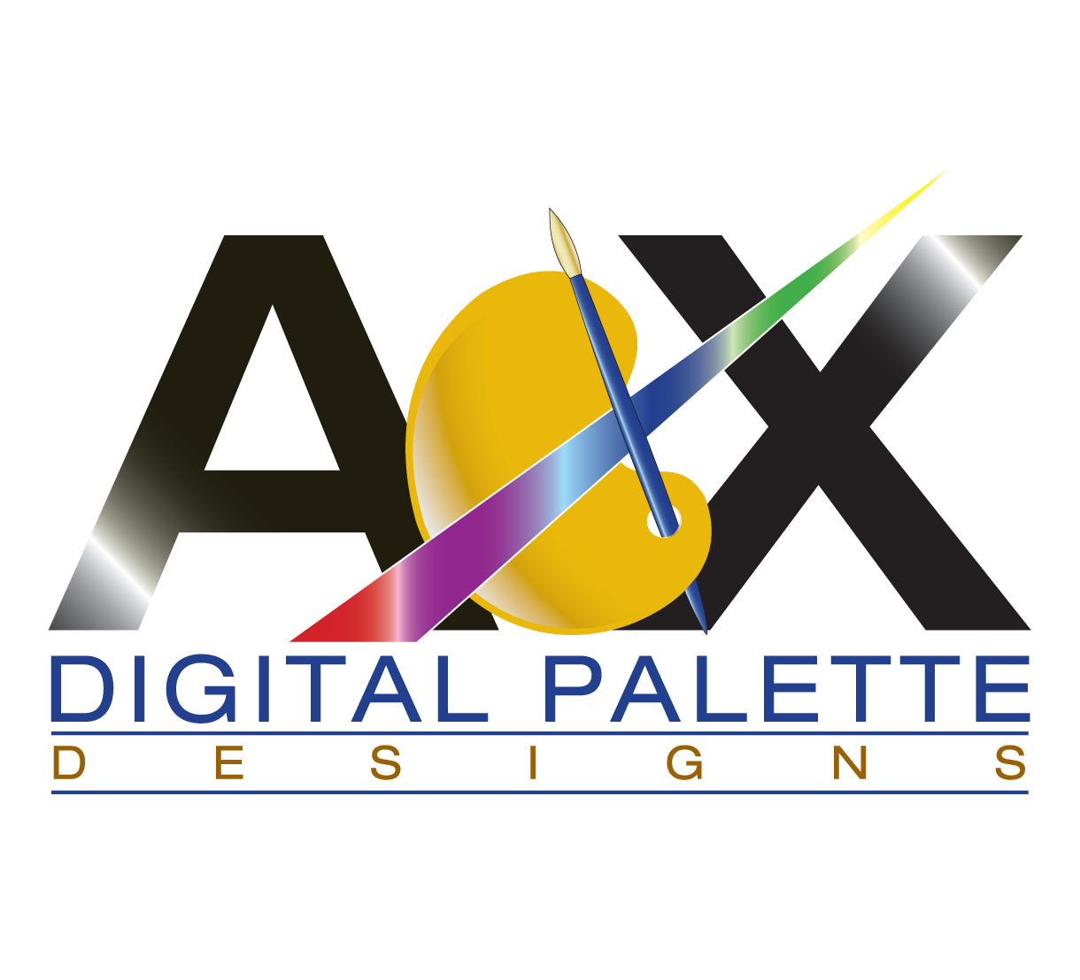 AX Digital Palette Designs